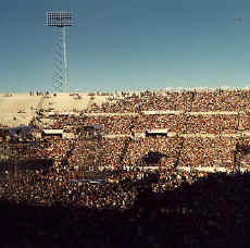 Schaefer Stadium, July 4, 1976 —Contributed photo