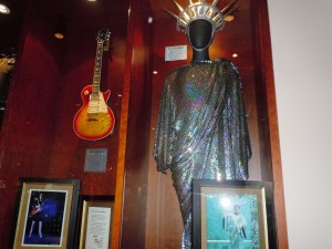 Elton John's Statue of Liberty costume —Hard Rock Cafe