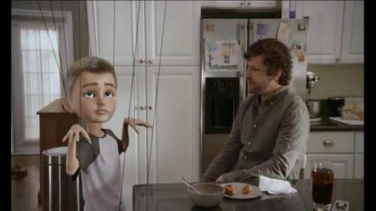 Will DirectTV's creepy marionette family convince viewers to switch from cable?